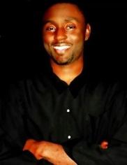 Event coordinator, singer/worship leader and Psalmist and Songwriter, Jorad Holmes